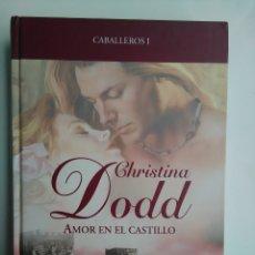 Libros de segunda mano: AMOR EN EL CASTILLO. Lote 116971343