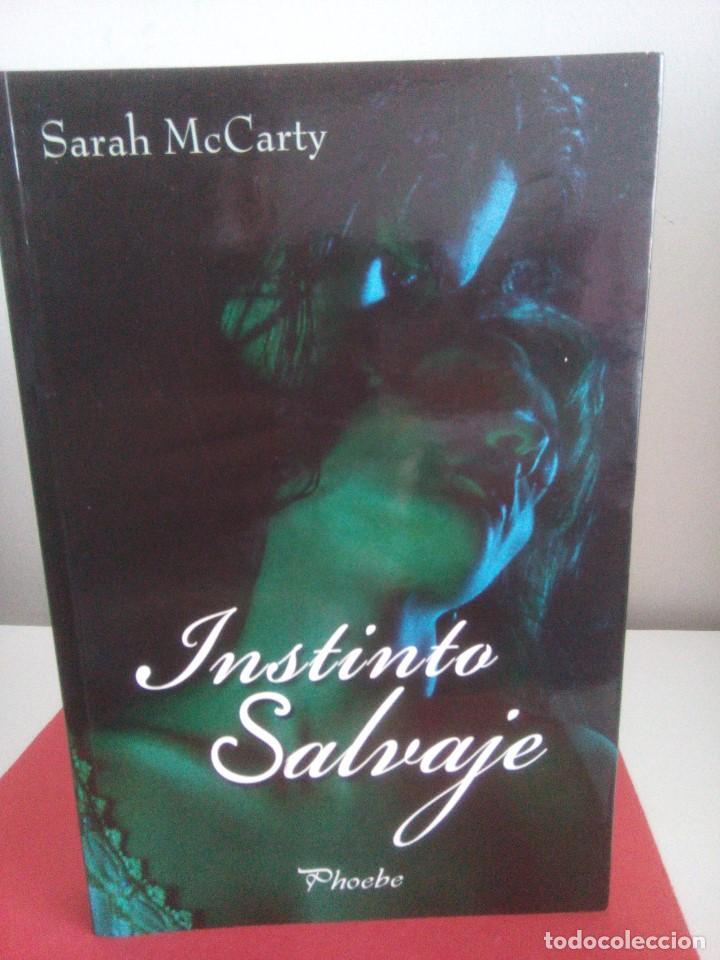 instinto salvaje sarah mccarty
