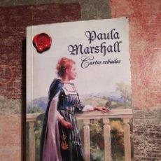 Libros de segunda mano: CARTAS ROBADAS - PAULA MARSHALL. Lote 117318595