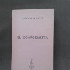 Libros de segunda mano: EL CONFORMISTA MORAVIA. Lote 117728083
