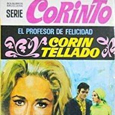 Libros de segunda mano: EL PROFESOR DE FELICIDAD (CORIN TELLADO). Lote 117929115