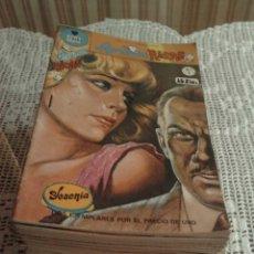 Libros de segunda mano: LOTE 64 NOVELAS GRÁFICAS COLECCIÓN LAGRIMAS/RISAS. Lote 118490471