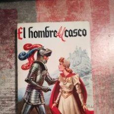 Libros de segunda mano: EL HOMBRE DEL CASCO - RAFAEL PÉREZ Y PÉREZ - 1978. Lote 119737891