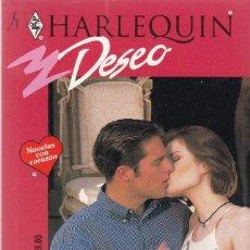 Libros de segunda mano - HARLEQUIN DESEO - Nº 735 - JACKIE MERRITT - 119857107