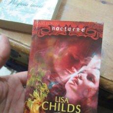 Libros de segunda mano: LIBRO AMORES MALDITOS LISA CHILDS 2008 HARLEQUIN L-1405-384. Lote 119882675