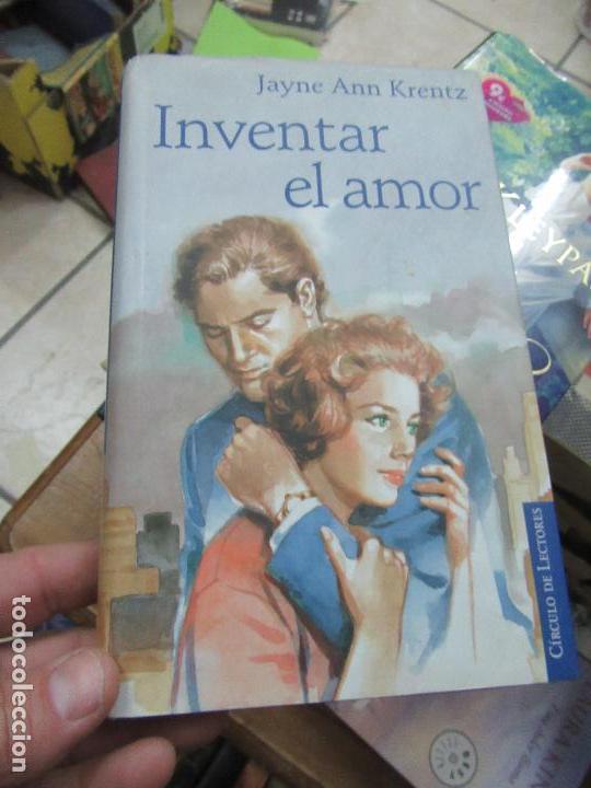 LIBRO INVENTAR EL AMOR JAYNE ANN KRENTZ 1997 CIRCULO DE LECTORES L-1405-421 (Libros de Segunda Mano (posteriores a 1936) - Literatura - Narrativa - Novela Romántica)