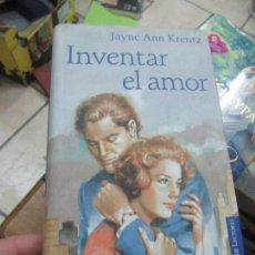 Libros de segunda mano: LIBRO INVENTAR EL AMOR JAYNE ANN KRENTZ 1997 CIRCULO DE LECTORES L-1405-421. Lote 119891167