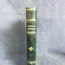 Libros de segunda mano: NATHALIE ANDERSON 1954 LA PETITE PALISSADE LITTLE STOCKADE JULLIARD ED LOMO PIEL 19X14,5CMS. Lote 119985223