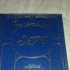 Libros de segunda mano: SAFO DE ALPHONSE DAUDET. Lote 120048684