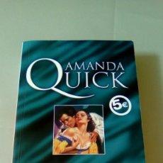 Libros de segunda mano: SEDUCCION.- AMANDA QUICK. Lote 120245603