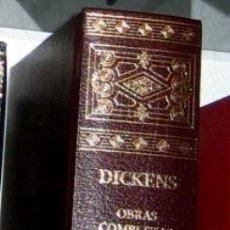 Libros de segunda mano: TOMO I CHARLES DICKENS. OBRAS COMPLETAS AGUILAR. Lote 121668999