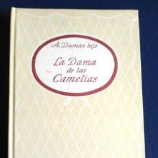 Libros de segunda mano: NOVELA LA DAMA DE LAS CAMELIAS, ALEJANDRO DUMAS HIJO. 1964.. Lote 108079763