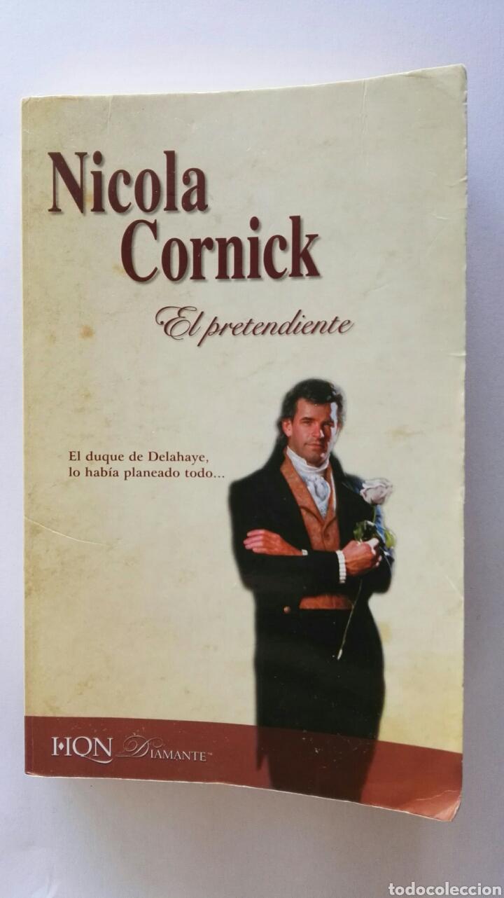 el pretendiente de nicola cornick