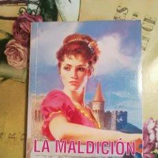 Libros de segunda mano: LA MALDICIÓN - DEBORAH SIMMONS. Lote 127637171