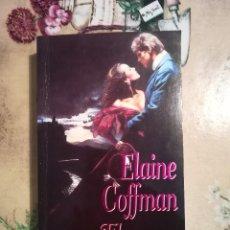Libros de segunda mano: EL HEREDERO - ELAINE COFFMAN. Lote 127741587