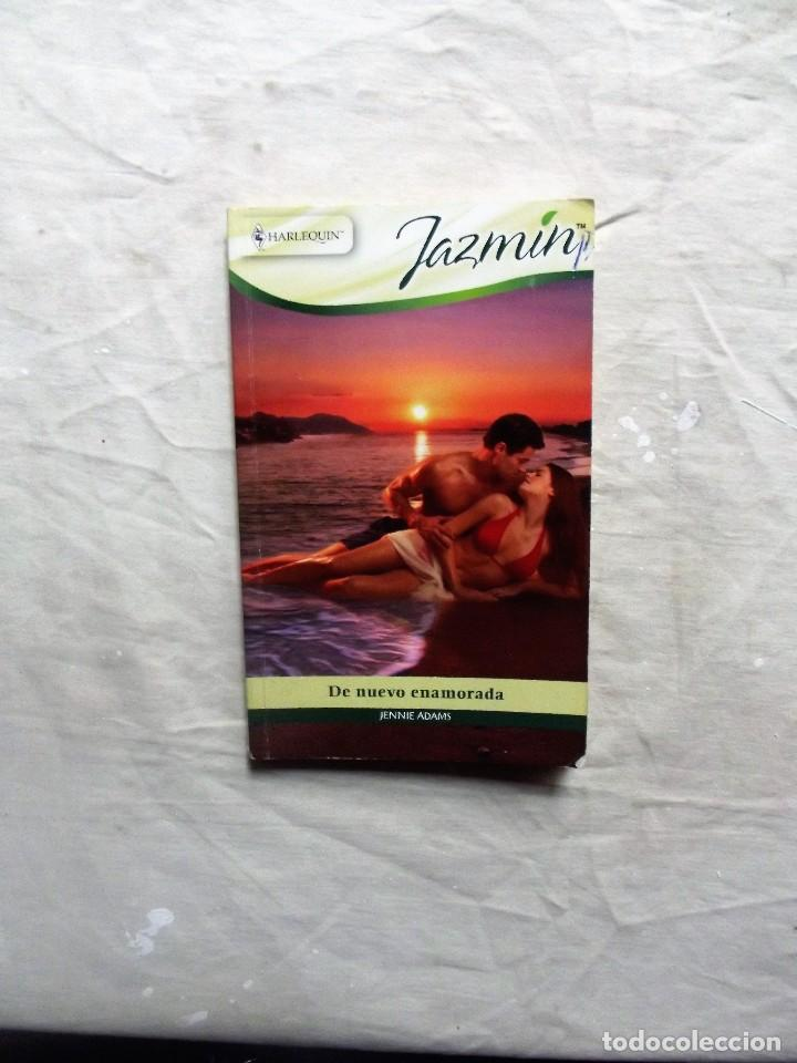 NOVELA ROMANTICA HARLEQUIN JAZMIN - DE NUEVO ENAMORADA DE JENNIE ADAMS (Libros de Segunda Mano (posteriores a 1936) - Literatura - Narrativa - Novela Romántica)