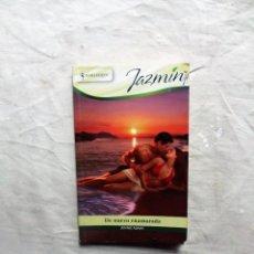 Libros de segunda mano: NOVELA ROMANTICA HARLEQUIN JAZMIN - DE NUEVO ENAMORADA DE JENNIE ADAMS . Lote 128917431