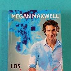 Libros de segunda mano: MEGAN MAXWELL - LOS PRÍNCIPES AZULES TAMBIÉN DESTIÑEN - VERSATIL. Lote 141888646