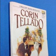 Libros de segunda mano: CORIN TELLADO Nº 30 - CARTAS A PAPA / COL. NUEVAS NOVELAS 1987. Lote 130199495