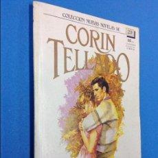 Libros de segunda mano: CORIN TELLADO Nº 29 - EL DIARIO DE MARIA / COL. NUEVAS NOVELAS 1987. Lote 130199691