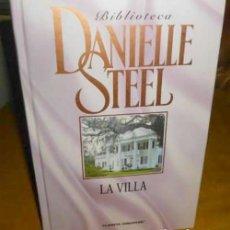 Libros de segunda mano: DANIELLE STEEL.LA VILLA.EDITORIAL PLANETA.2006.. Lote 130474162