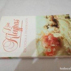 Libros de segunda mano: ESCUCHA A TU CORAZON-LISA KEIPLAS/BSA2005-YO14. Lote 130993620