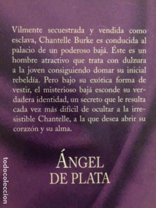 Libros de segunda mano: Ángel de Plata. Johanna Lindsey. RBA 2010 - Foto 2 - 131299391