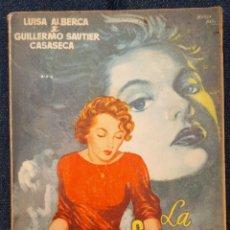 Libros de segunda mano: LA SEGUNDA ESPOSA. SEGUNDA EDICIÓN 1955. Lote 131560570