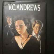 Libros de segunda mano: 1 LIBRO ** ÁNGEL NEGRO ** -V.C. ANDREWS - CIRCULO DE LECTORES 1991 - 368 PÁGINAS. Lote 133790190