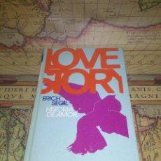 Libros de segunda mano: LOVE STORY. ERICH SEGAL.- CIRCULO DE LECTORES.- 1971 - . Lote 133805586