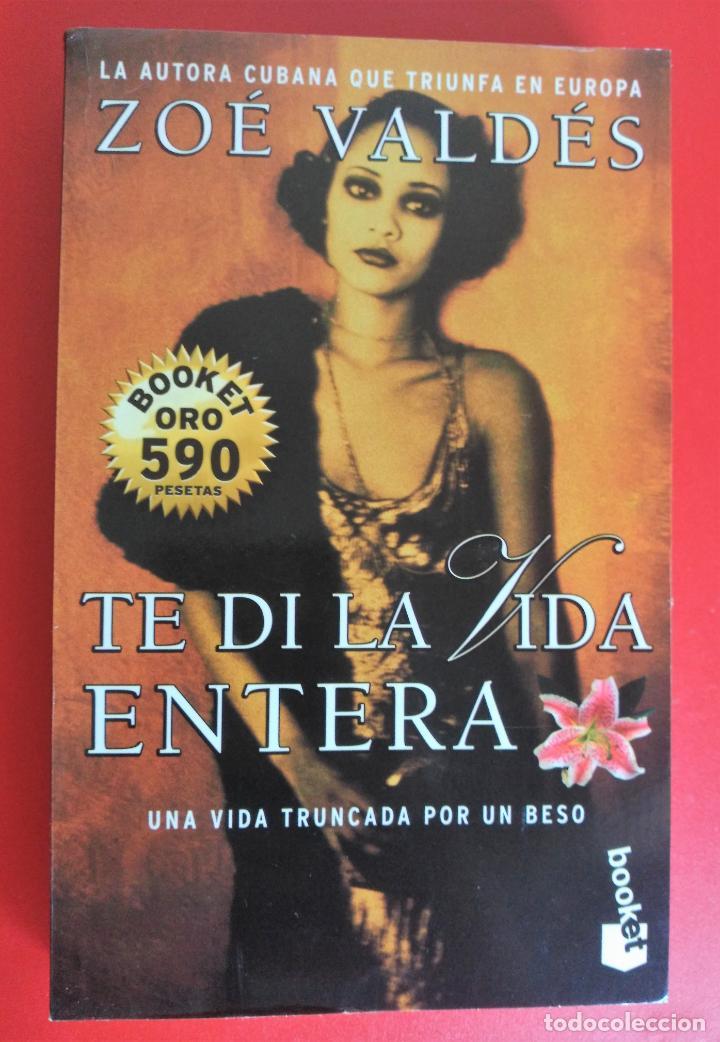 Libros de segunda mano: LOTE 3 LIBROS - BOOKET EL DESENCUENTRO - TE DI LA VIDA ENTERA - EL PERFUME EDICIÓN DE BOLSILLO - Foto 2 - 134126386