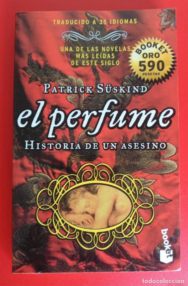 Libros de segunda mano: LOTE 3 LIBROS - BOOKET EL DESENCUENTRO - TE DI LA VIDA ENTERA - EL PERFUME EDICIÓN DE BOLSILLO - Foto 3 - 134126386