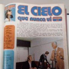 Libros de segunda mano: FOTONOVELA EL CIELO QUE NUNCA VI 3 TOMOS COMPLETA 1973. Lote 134397561