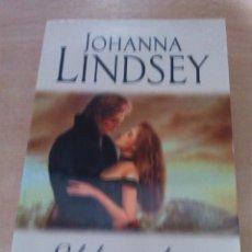 Libros de segunda mano: JOHANNA LINDSEY - EL HEREDERO. Lote 134452466