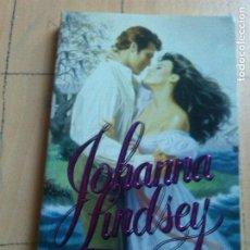 Libros de segunda mano: AMOR PROHIBIDO. JOHANNA LINDSEY. Lote 134439410