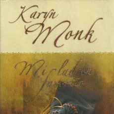 Libros de segunda mano: KARYN MONK-MI LADRÓN FAVORITO.TITANIA.2005.. Lote 135054230