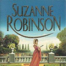 Libros de segunda mano: SUZANNE ROBINSON-UNA DAMA DESAFIANTE.TITANIA.2001.. Lote 135055690