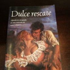 Libros de segunda mano: JULIE GARWOOD - DULCE RESCATE - SUMA DE LETRAS 2001. Lote 136350653