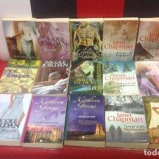 Libros de segunda mano: LOTE DE 15 NOVELAS DE NARRATIVA ROMANTICA. Lote 136384194
