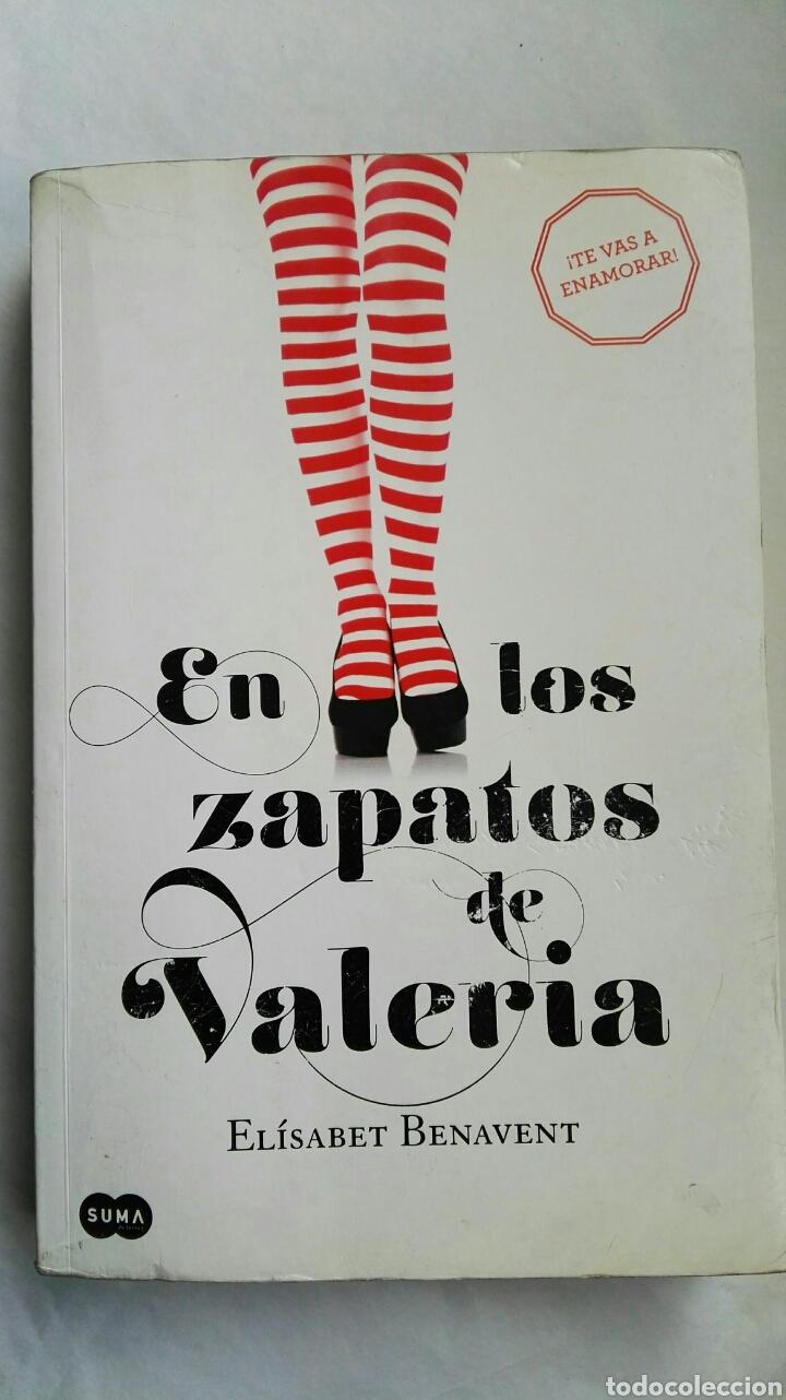 EN LOS ZAPATOS DE VALERIA (Libros de Segunda Mano (posteriores a 1936) - Literatura - Narrativa - Novela Romántica)