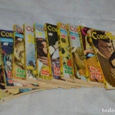 Libros de segunda mano: LOTE DE 11 LIBROS / NOVELAS ROMÁNTICAS - CORIN TELLADO - EDITORIAL ROLLAN - ENVÍO 24H - LOTE Nº 2. Lote 137303250