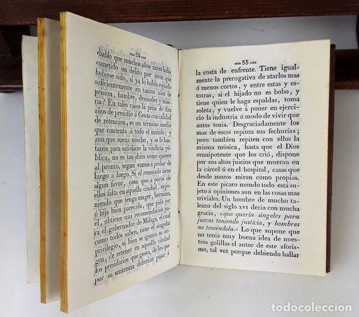 Libros de segunda mano: EL NUEVO FIGARO. IMPRENTA MANUEL SAURÍ. BARCELONA. 1838. - Foto 3 - 137721382