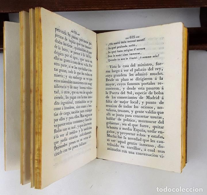 Libros de segunda mano: EL NUEVO FIGARO. IMPRENTA MANUEL SAURÍ. BARCELONA. 1838. - Foto 6 - 137721382
