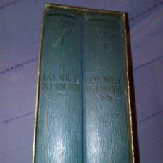 Libros de segunda mano: LAS MIL Y UNA NOCHES EL ARCO DE EROS 1966. Lote 139008993