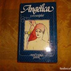 Libros de segunda mano: ANGELICA Y EL COMPLOT . Nº 10. ANNE Y SERGE GOLON. CIRCULO DE LECTORES,1982. Lote 143831773