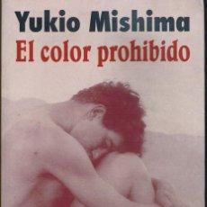 Libros de segunda mano: EL COLOR PROHIBIDO DOS FOTOGRAFÍAS ((ACEPTABLE)). Lote 140024690