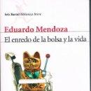 Libros de segunda mano: EL ENREDO DE LA BOLSA Y LA VIDA DOS FOTOGRAFÍAS ((COMO NUEVO)). Lote 140024942