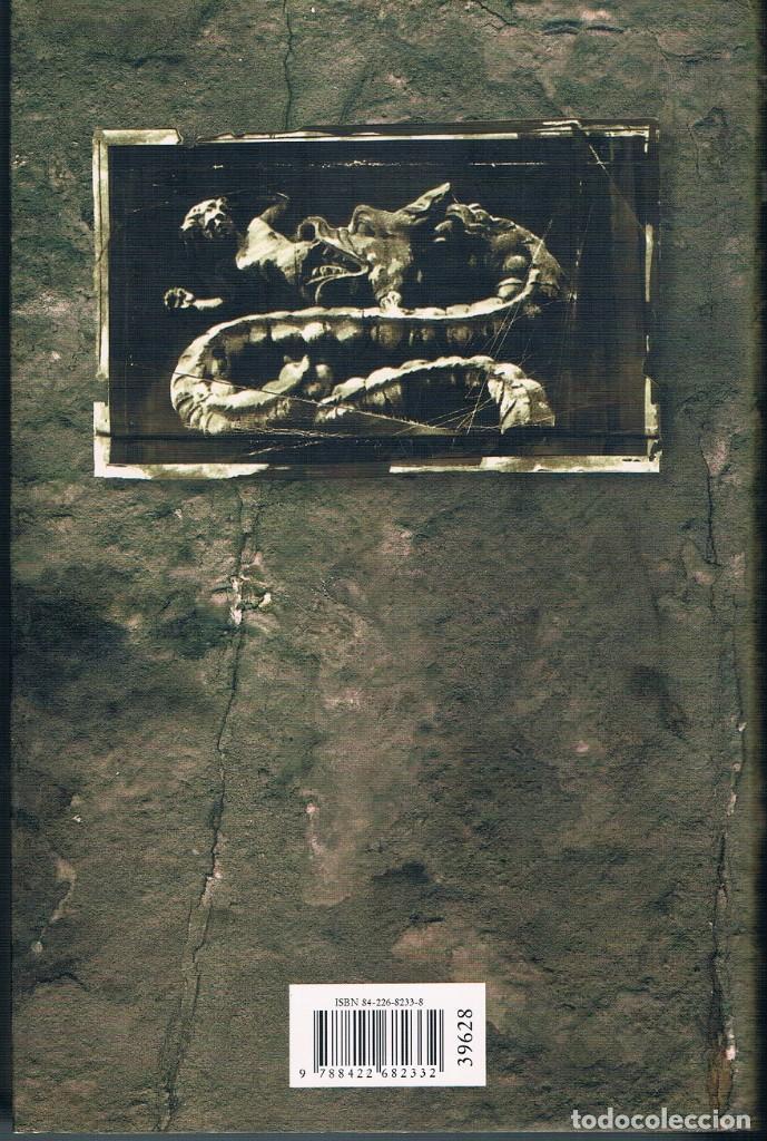 Libros de segunda mano: HANNIBAL DOS FOTOGRAFÍAS ((COMO NUEVO)) TAPAS DURAS - Foto 2 - 140028134