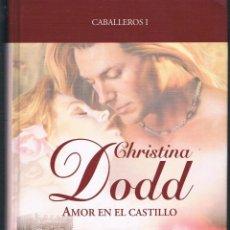 Libros de segunda mano: AMOR EN EL CASTILLO DOS FOTOGRAFÍAS ((COMO NUEVO)) TAPAS DURAS. Lote 140047278