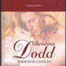 Libros de segunda mano: OTRO LIBRO DE AMOR EN EL CASTILLO DOS FOTOGRAFÍAS ((COMO NUEVO)) TAPAS DURAS. Lote 140047346